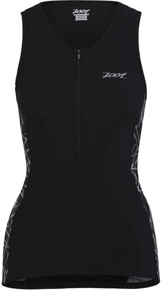 Zoot Performance Tri Tank - Women's Color: Black Static