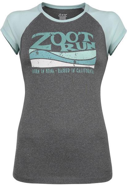 Zoot Run Sunset Graphic Tee - Women's