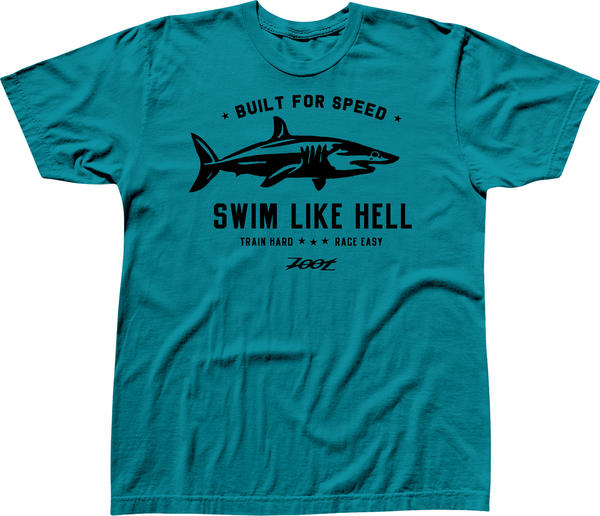 Zoot Swim Like Hell Tee
