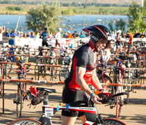 Triathlon is the ultimate sports challenge!