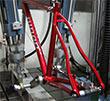 A Niner frame passes the strict German DIN testing.
