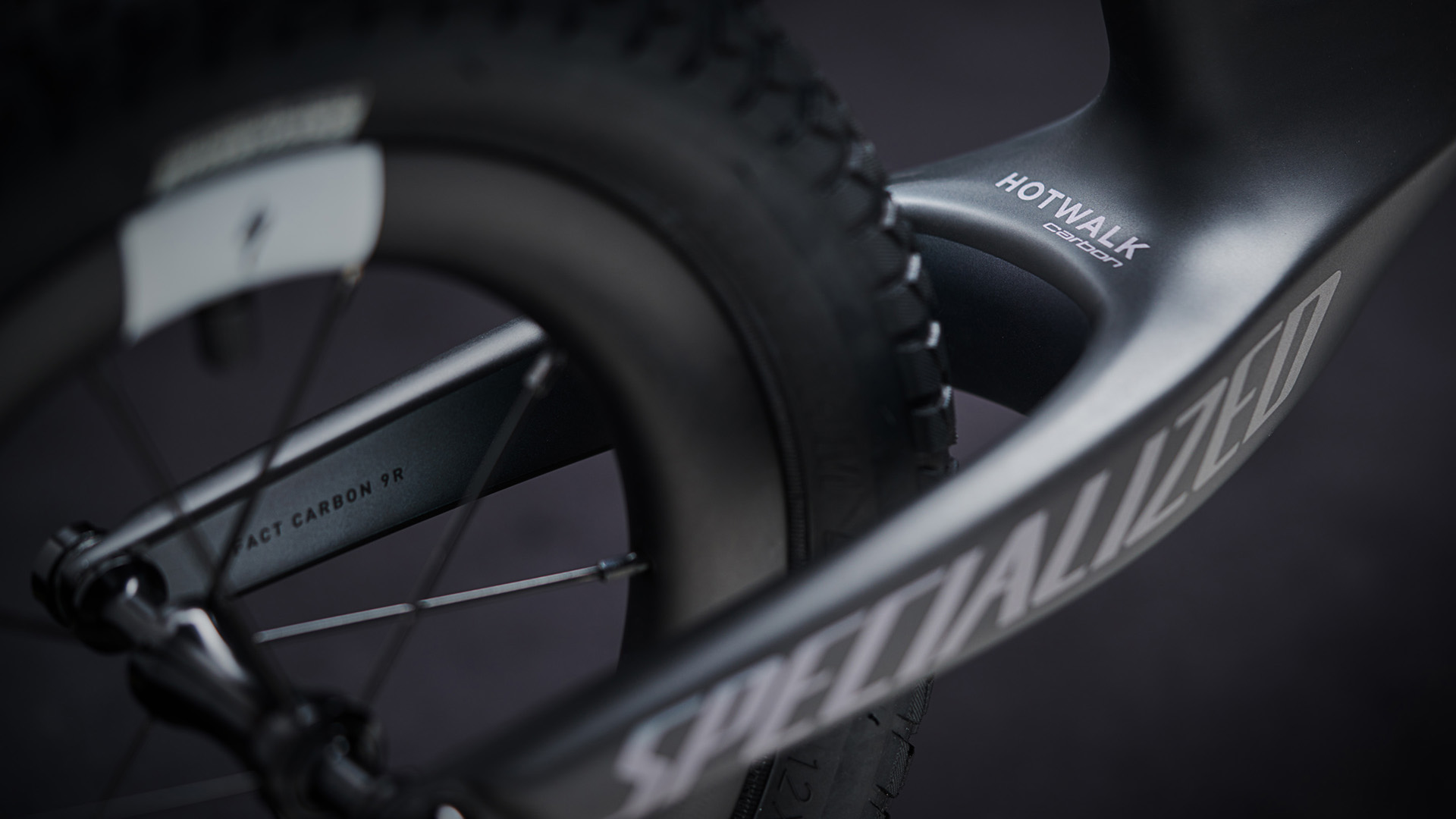 Specialized Hotwalk Carbon Detail
