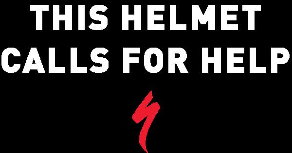 ANGi helmet. This helmet calls for help
