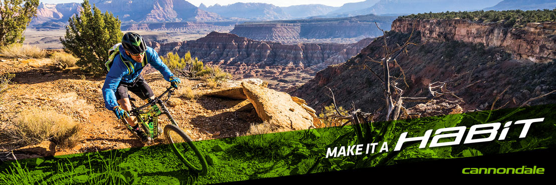 Cannondale | Make it a Habit