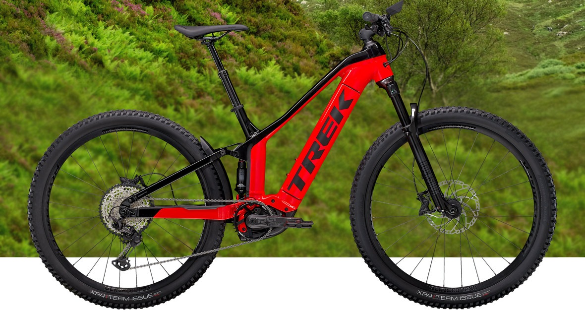 2021 Trek Powerfly mountain eBike