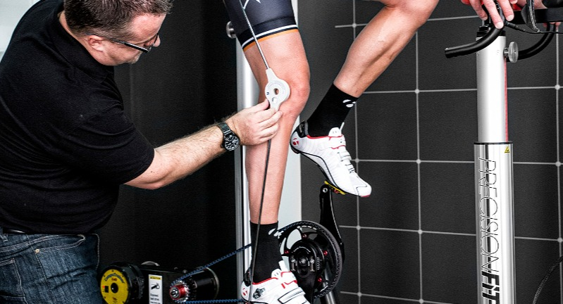 Trek Precision Fit bike fitting service