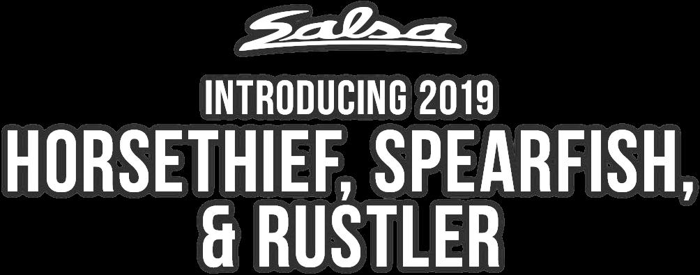 Salsa 2019 Horsethief, Spearfish, & Rustler