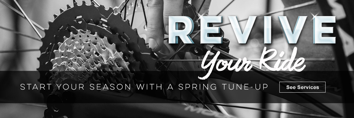 Spring Tune-ups and Repairs