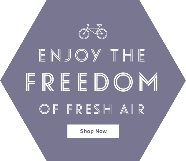 Enjoy the Freedom of Fresh Air