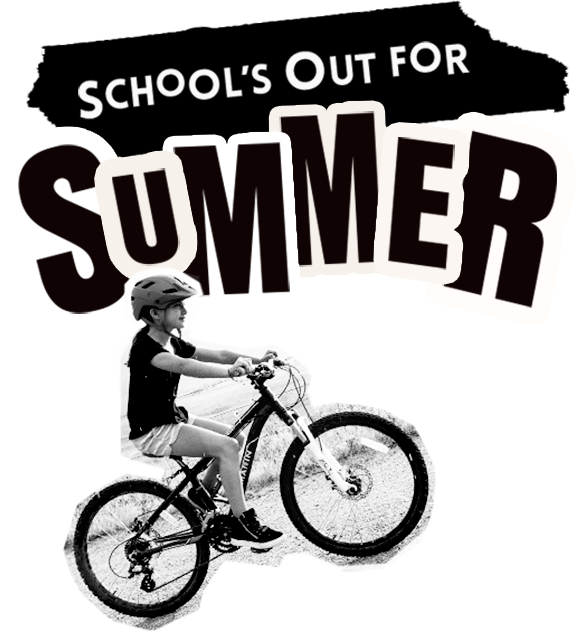 School's Out - Kids' Bikes