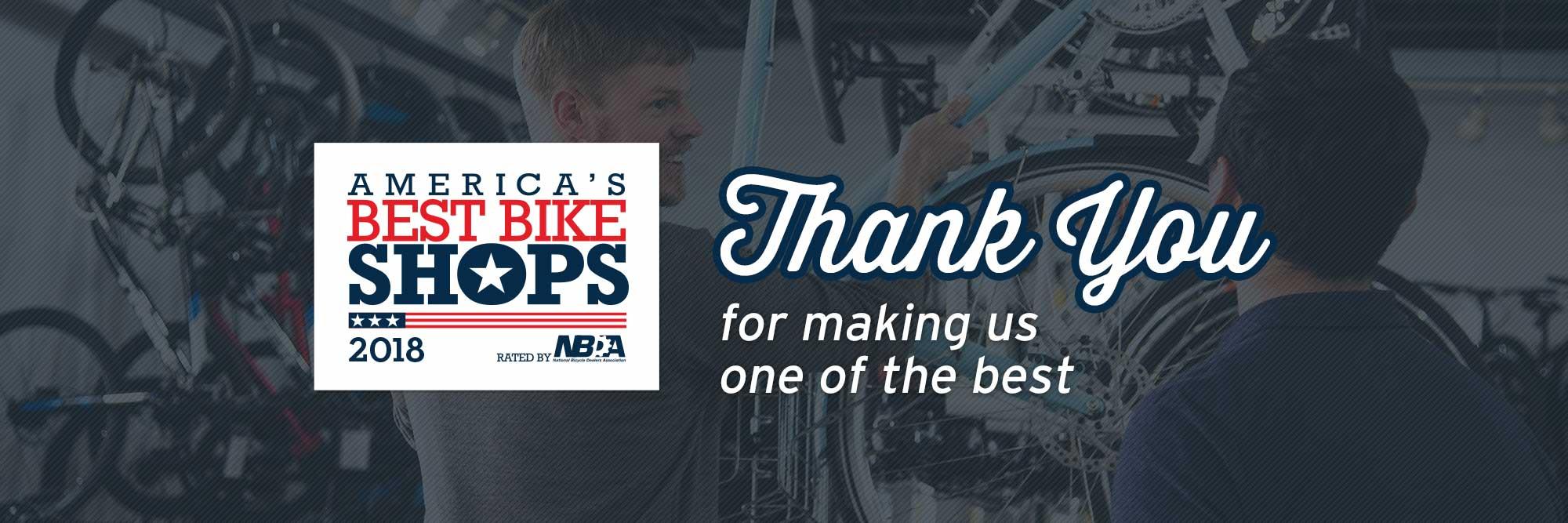 America's Best Bike Shops 2018