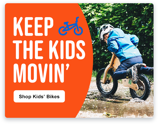Keep the Kids Movin'|Kids' Bikes
