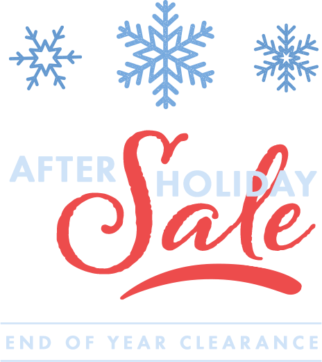 End-Of-Year Clearance