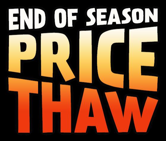 End of Season Price Thaw