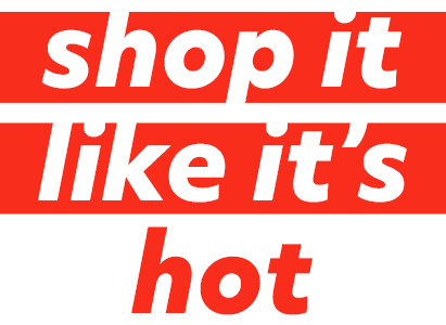 Shop It Like It's Hot