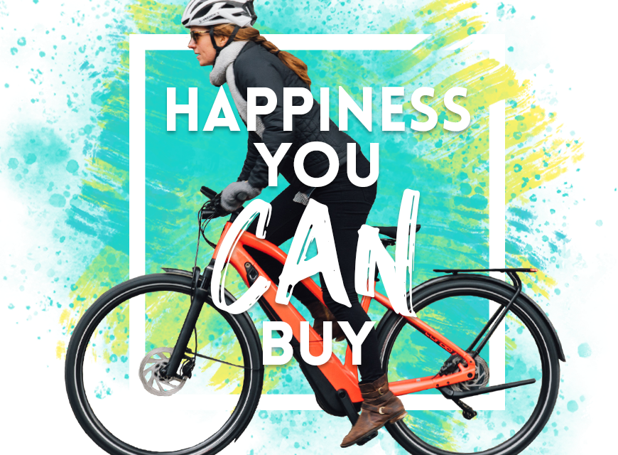 Happiness You Can Buy
