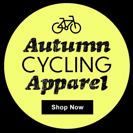 Autumn Cycling Apparel