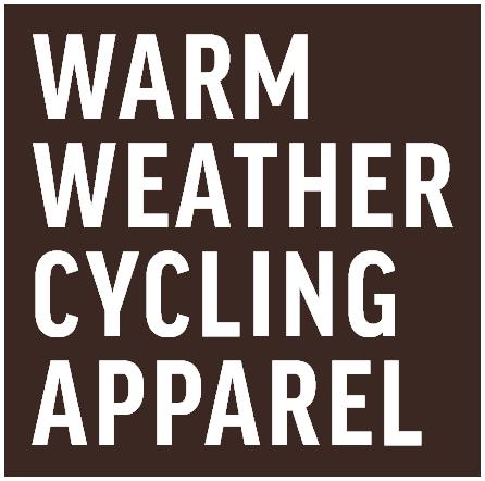 Warm Weather Cycling Apparel