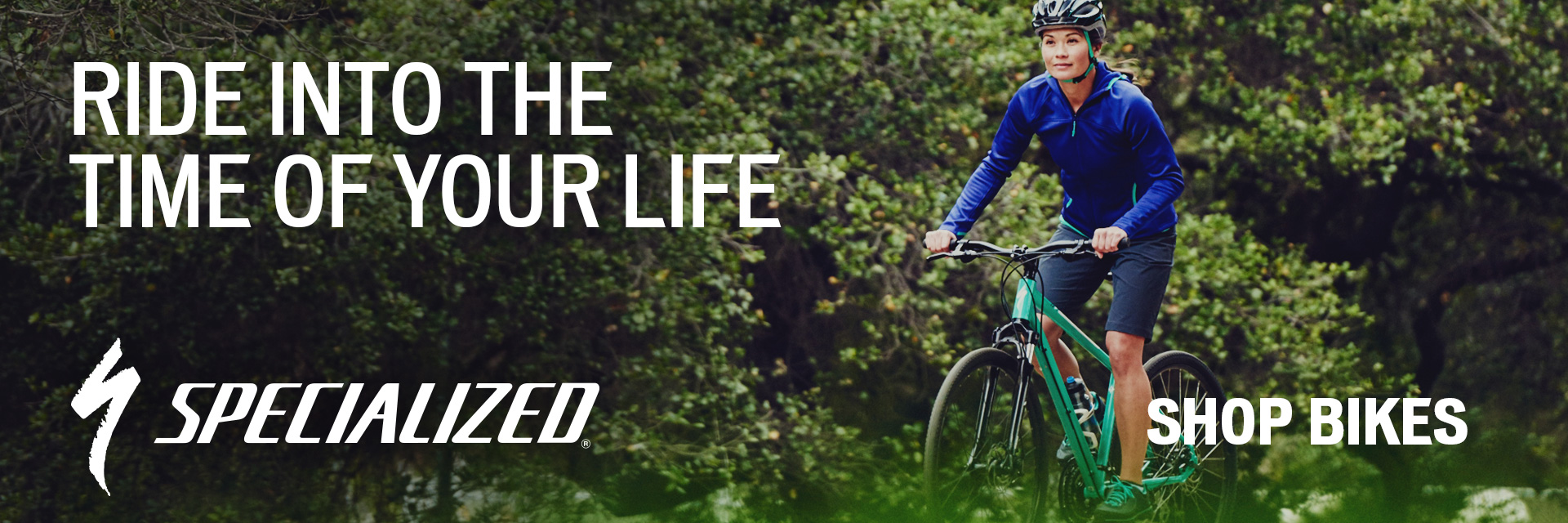 Shop Specialized Bikes & Gear