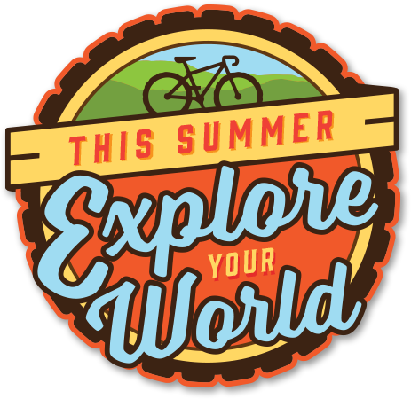 Explore your world this summer