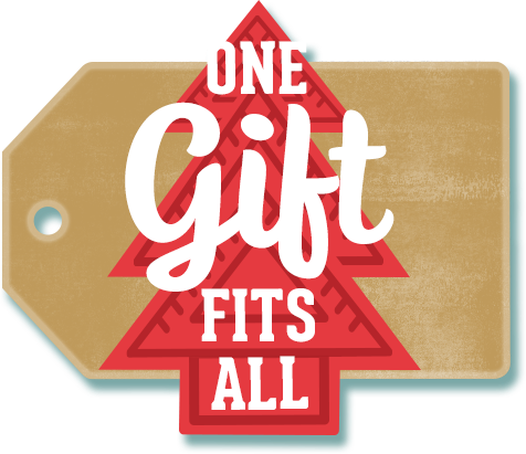 One Gift Fits All