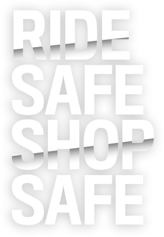 Ride Safe Shop Safe