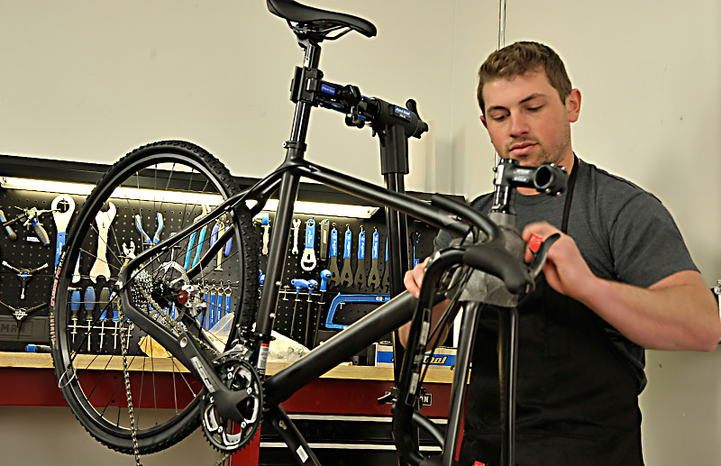 free estimates for bike service