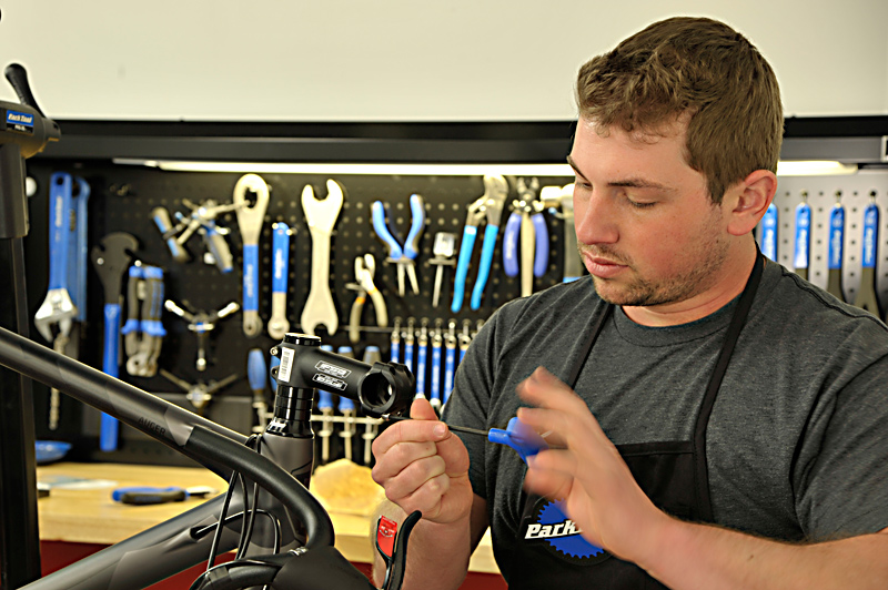 Bike repair - bike maintenance
