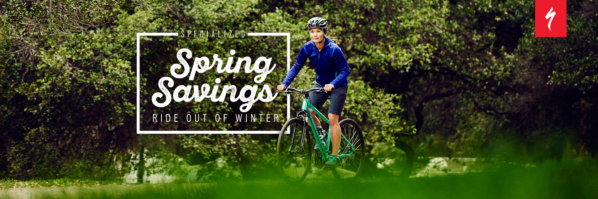 Specialized Spring Savings