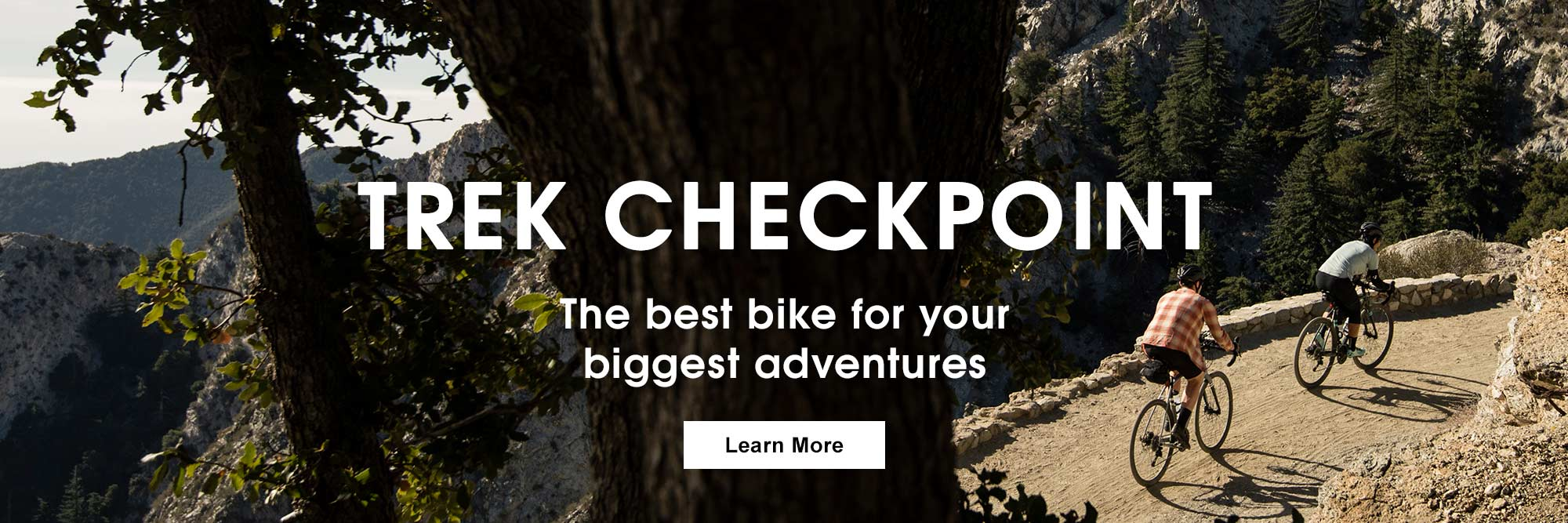 TREK CHECKPOINT NOW AVAILABLE AT J&R CYCLE