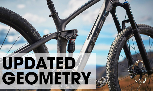 Updated Geometry