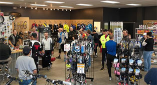 From bicycles, accessories and parts to cycling clothing, helmet and shoes, we're got the gear you want!