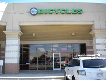 Welcome to Ride On Bicycles! We look forward to helping you with your cycling needs!