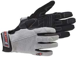 Avenir's Moto Full-Finger Gloves are comfy and protective!