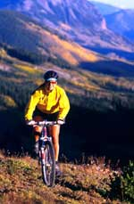 Bicycling is the fun way to find fitness!
