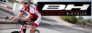 BH bicycles are ahead of the pack!