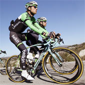 Bianchi bikes are ridden by the fastest racers in the world!