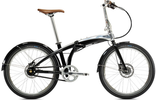 One of the recalled Tern bicycles.