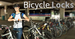 Get a good bicycle lock and keep your bike safe!