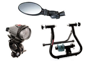 Blackburn makes a full range of bicycle accessories!