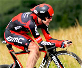 The ride speaks for itself in a BMC bicycle!