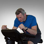 If you like long or vigorous workouts, be sure to choose a super-stable exercise bike!