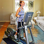 Regular aerobic exercise is a key element in a fit, active lifestyle.