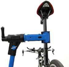 Careful use of your repair stand is key with carbon!