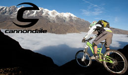 Cannondale is dedicated to making the best bicycles you've ever ridden!