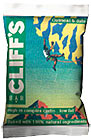 "The original ""Cliff's Bar"" wrapper."