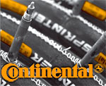 Continental bicycle tires are next to none!