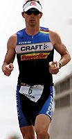 Ironman Hawaii champion Tim DeBoom wears Craft clothing!