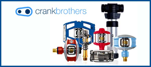 Every product that Crank Brothers makes shines!
