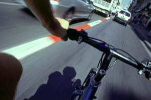 Other nations use bike lanes to improve safety and commute times!